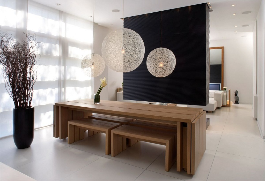 Image of: Modern Dining Tables Style