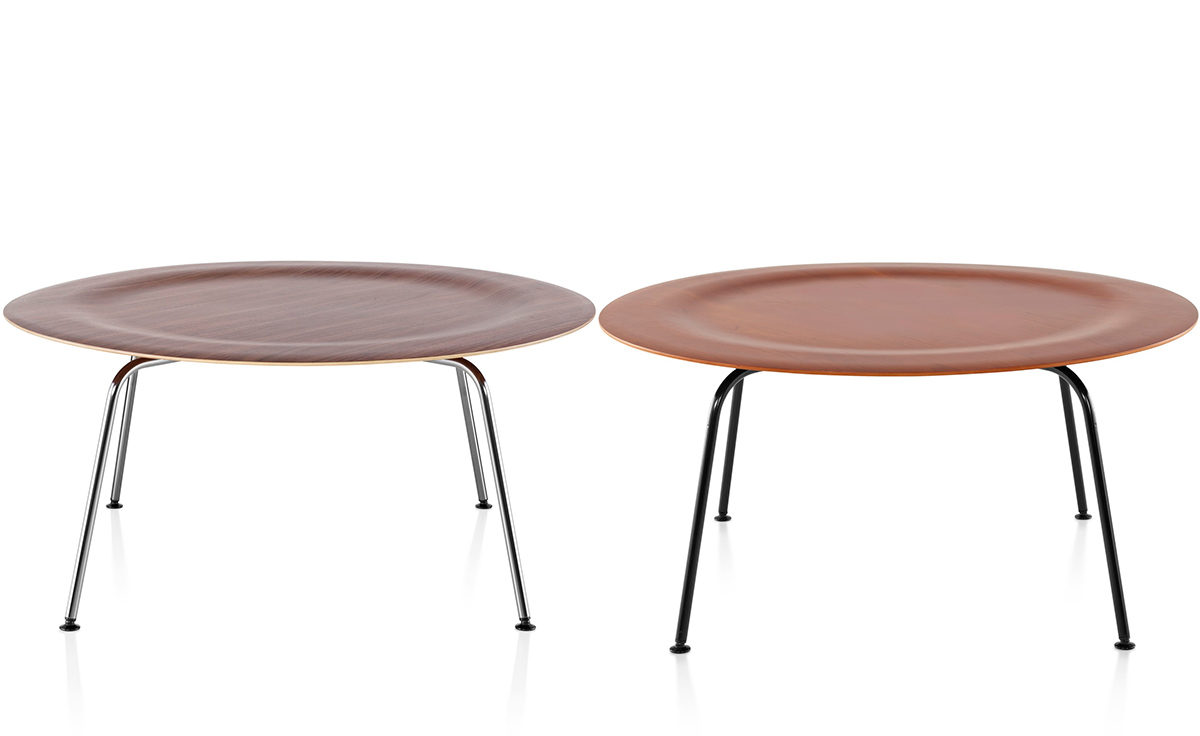 Image of: Modern Eames Coffee Table