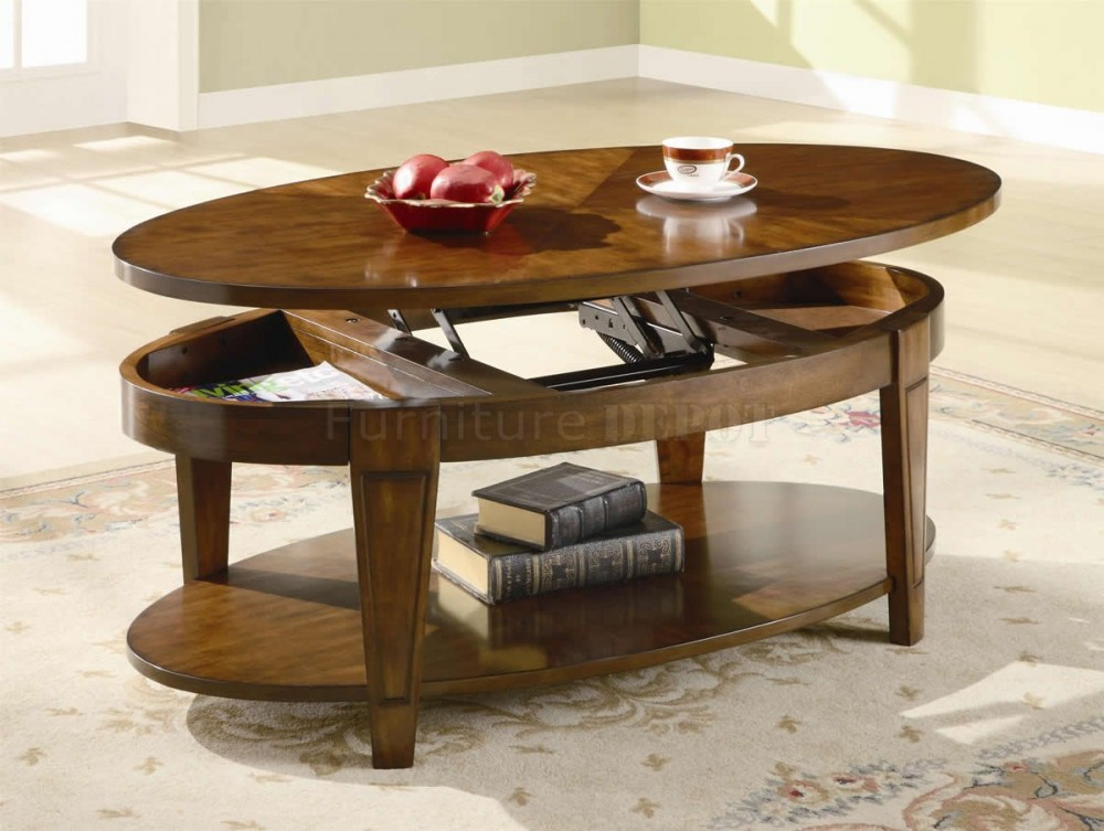 Picture of: Modern Lift Top Coffee Tables