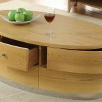 Modern Oval Coffee Tables