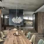 Modern Reclaimed Wood Dining Tables