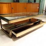 Narrow Coffee Table Bench Styles