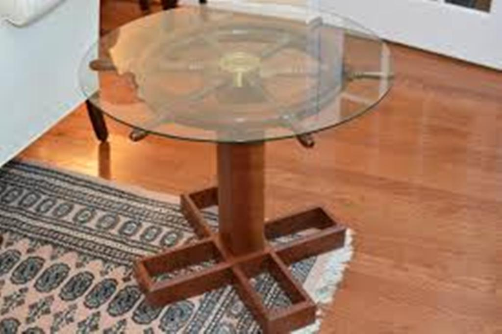 Picture of: Nautical End Tables  Themed