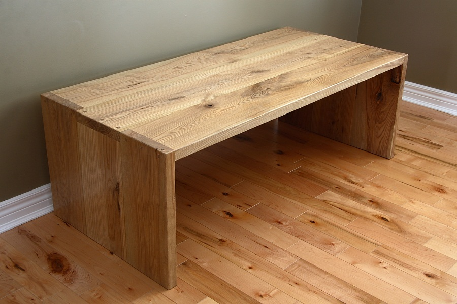 Picture of: New Reclaimed Wood Table
