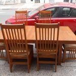 Nice Mission Style Dining Table