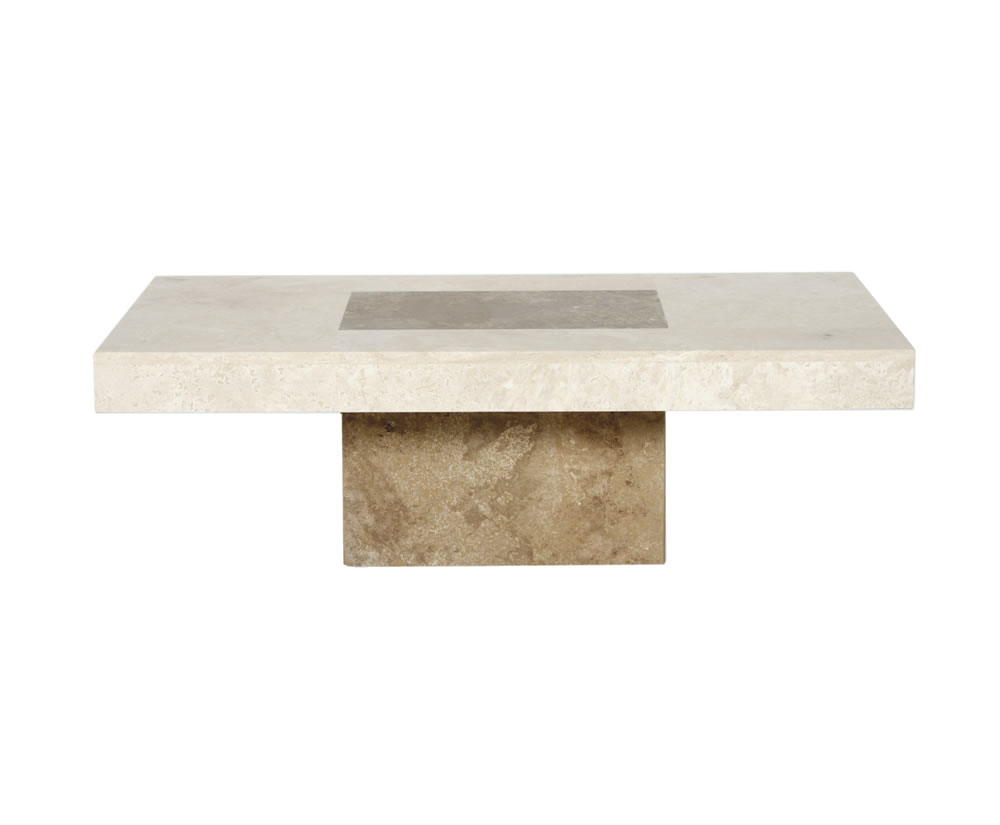 Image of: Ophion Marble Coffee Table