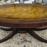 Oval Coffee Tables Wood