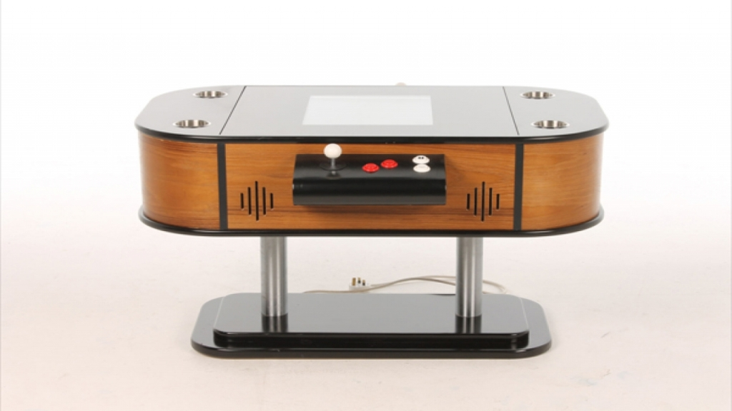 Image of: Pacman Cocktail Table Dimensions