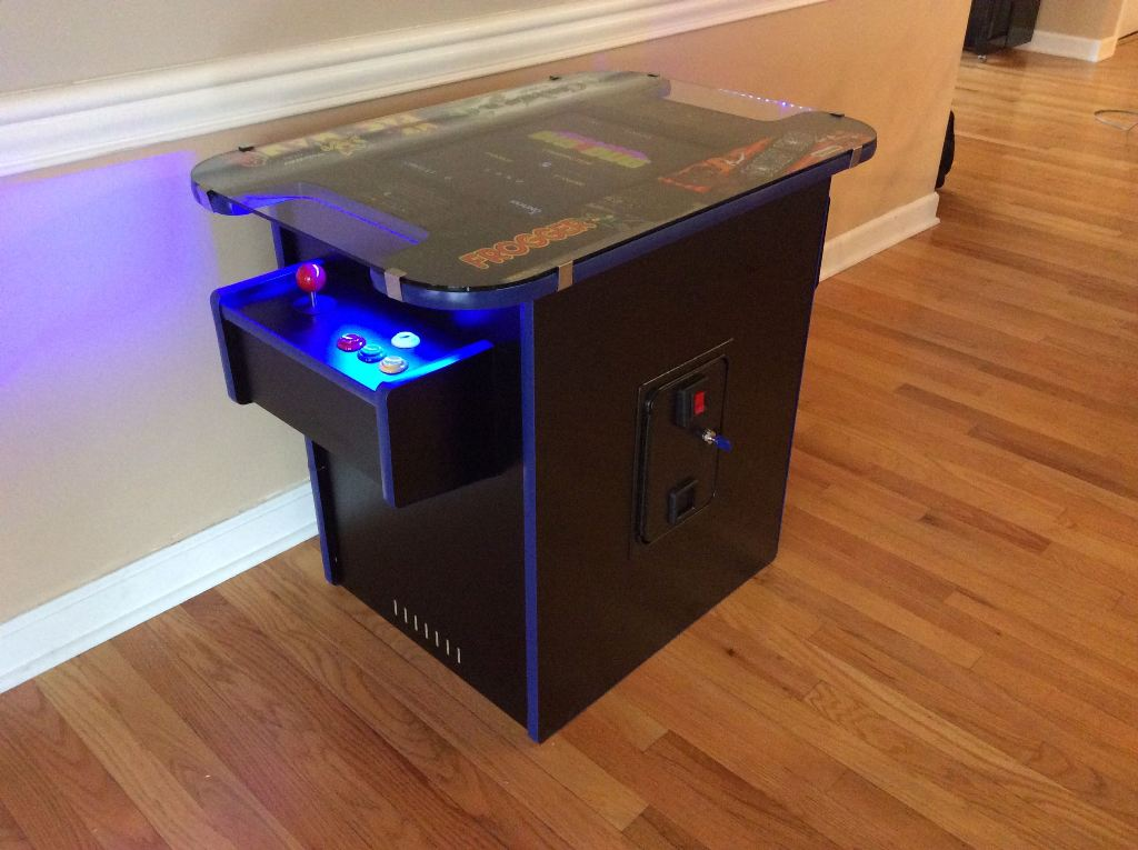 Picture of: Pacman Cocktail Table