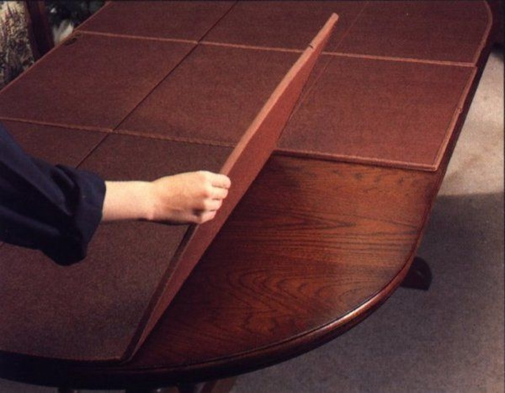 Image of: Pads for Dining Room Table Model