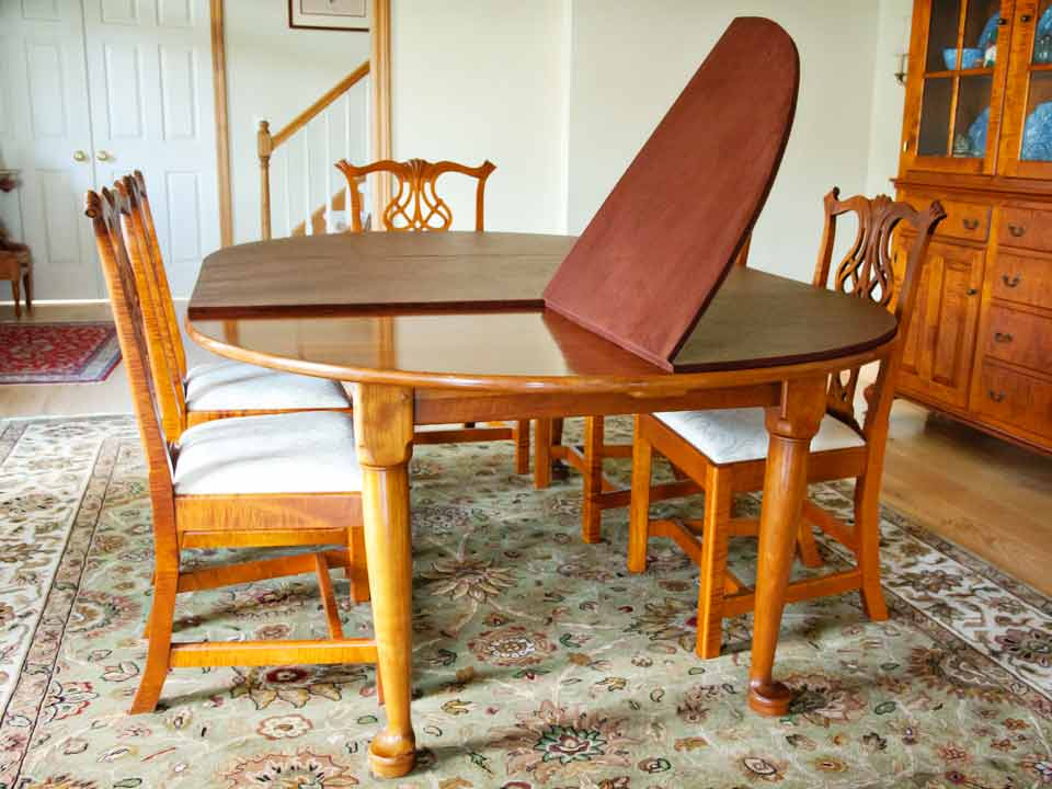 Image of: Pads for Dining Room Table Style