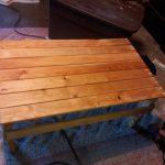 Pallet Coffee Table Photo
