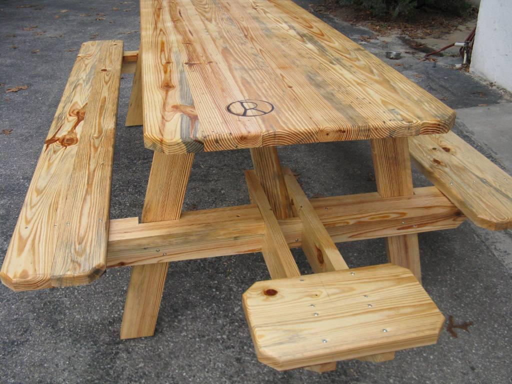 Picture of: Parts For Foldable Picnic Table Images