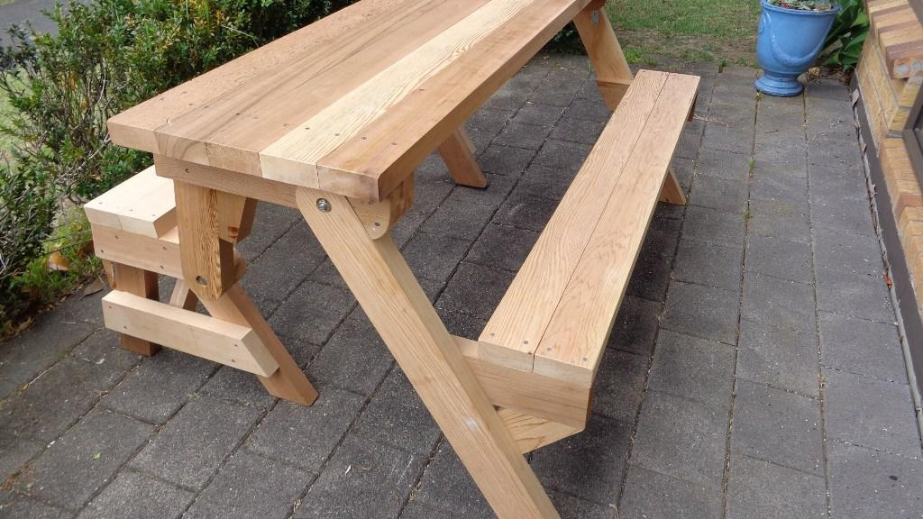 Picture of: Parts For Foldable Picnic Table Photos