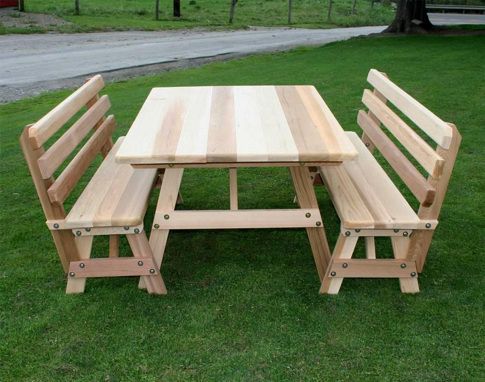 Picture of: Parts For Foldable Picnic Table Pictures