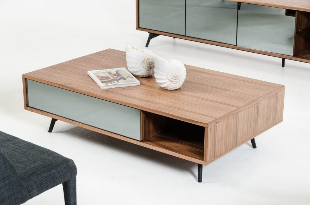 Image of: perfect mid century modern coffee table