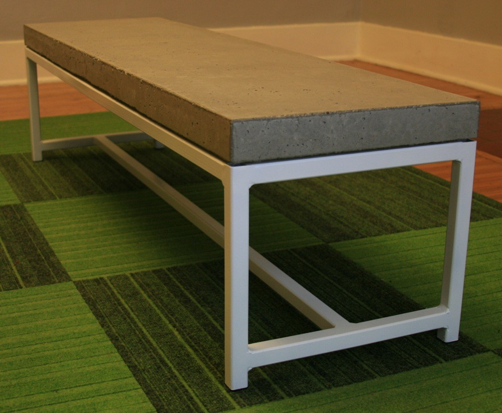 Popular Concrete Coffee Table