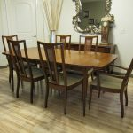 Popular Mid Century Modern Dining Table