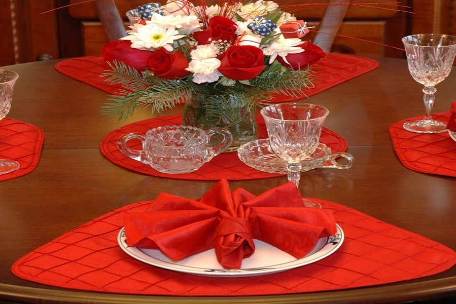 Popular Placemats For Round Table