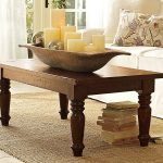 Pottery Barn Dining Room Table Wood