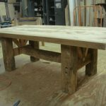 Pottery Barn Wood Tables