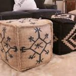Poufs And Ottomans Pier One