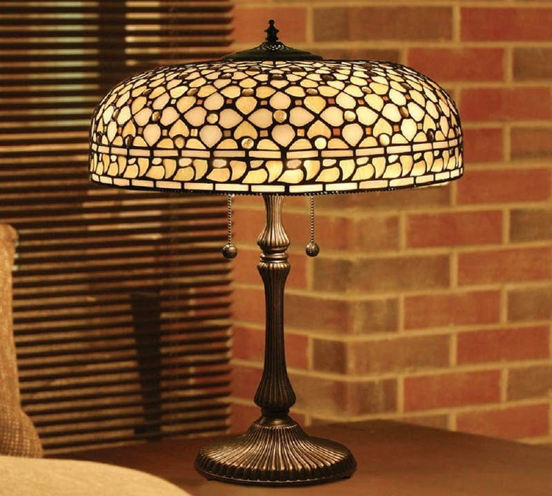Image of: Quoizel Table Lamps Images