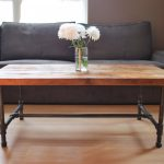Raw Wood Coffee Table Plans