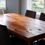 Reclaimed Wood Dining Tables Color