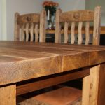 Reclaimed Wood Dining Tables Designs
