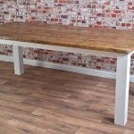 Reclaimed Wood Dining Tables Paint