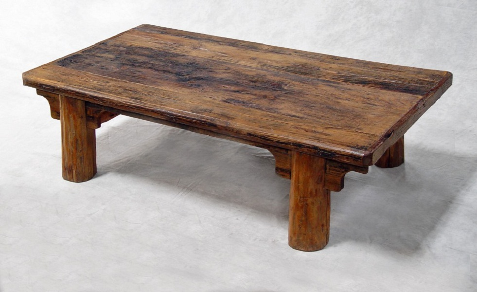 Picture of: Reclaimed Wood Table Furniture