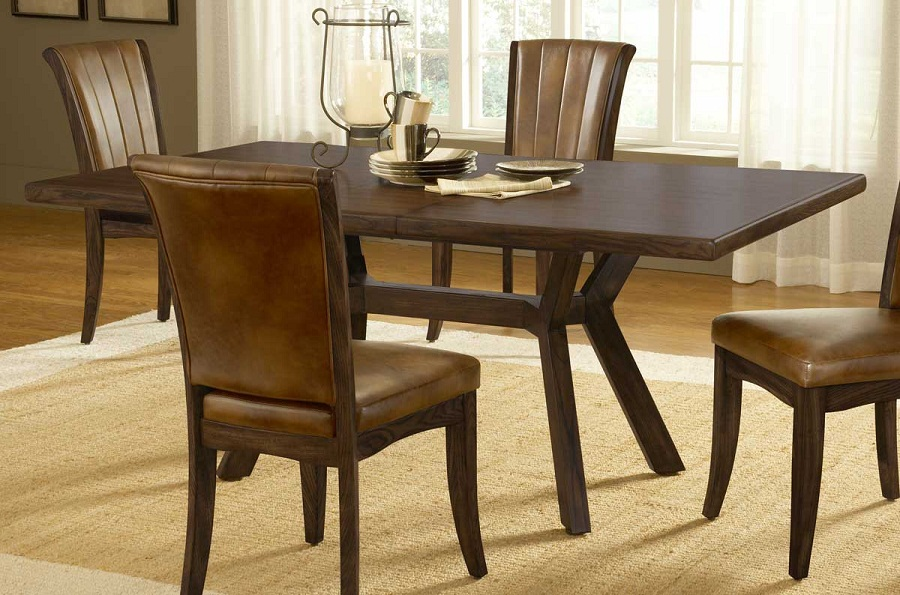 Image of: Rectangle Dining Table Shapes