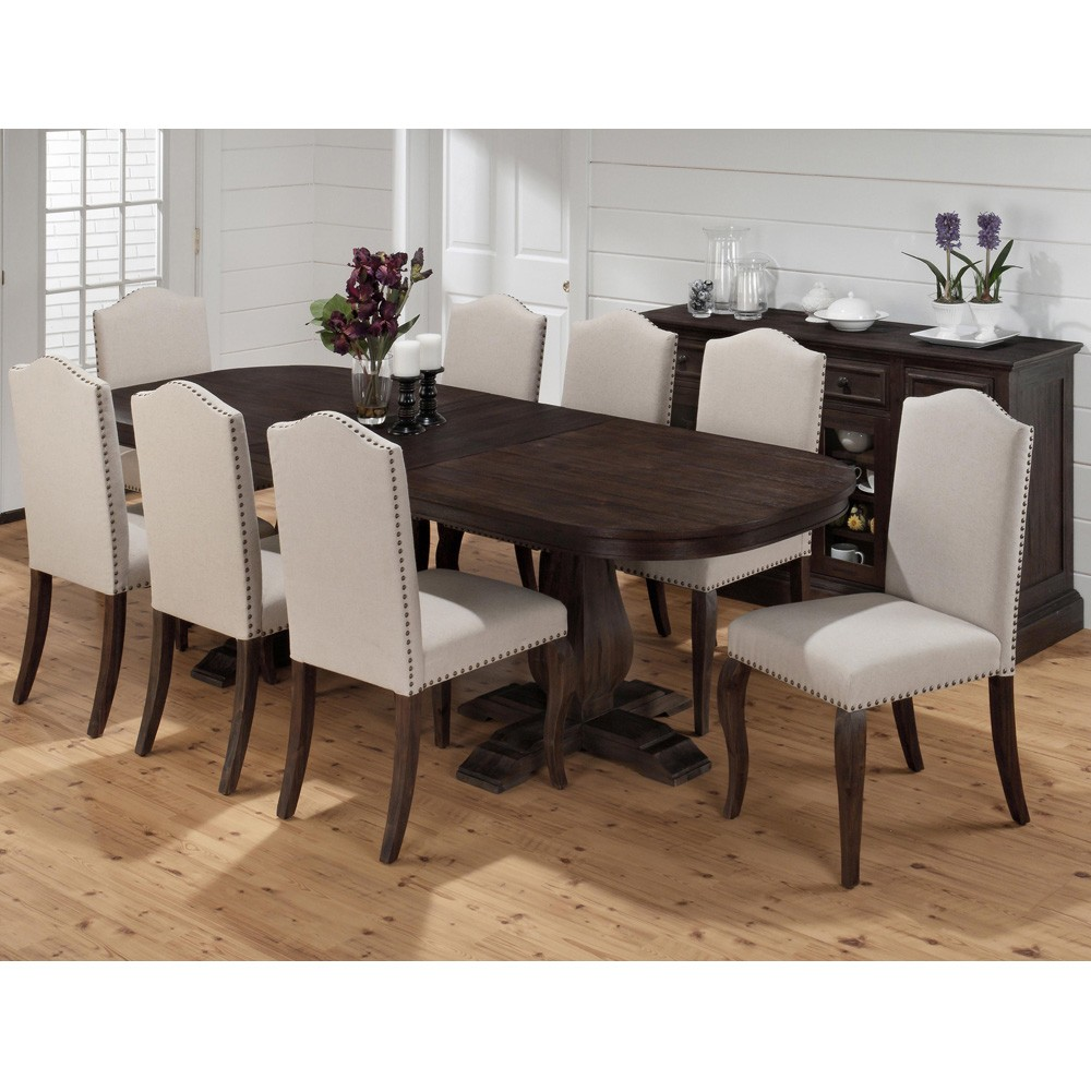 Image of: Rectangle Dining Table Size