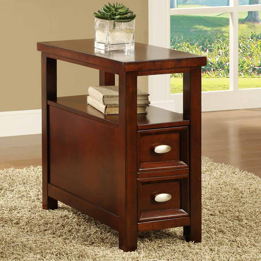 Picture of: Rectangular End Table Ideas