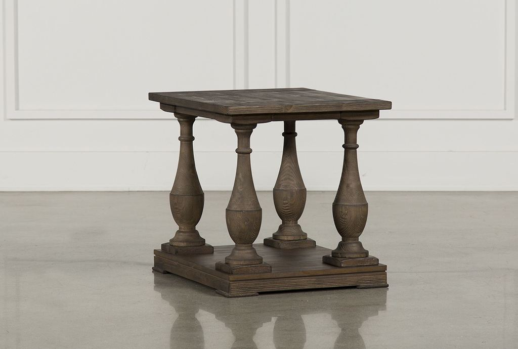 Picture of: Rectangular End Table Image