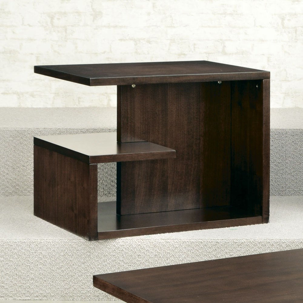 Image of: Rectangular End Table Style