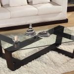 Rectangular Glass Coffee Tables Decorating