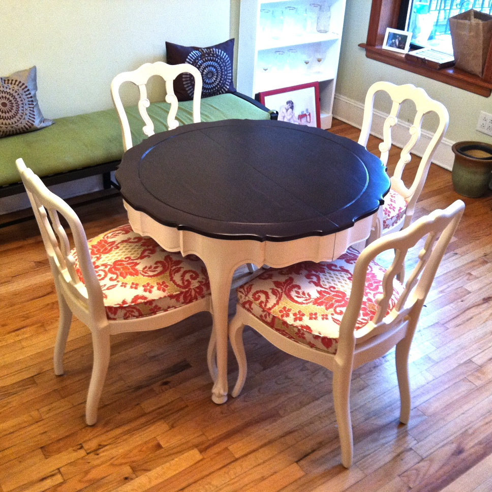 Picture of: Refinish Dining Room Table Sets