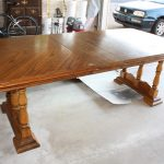 Refinish Dining Room Table Wood