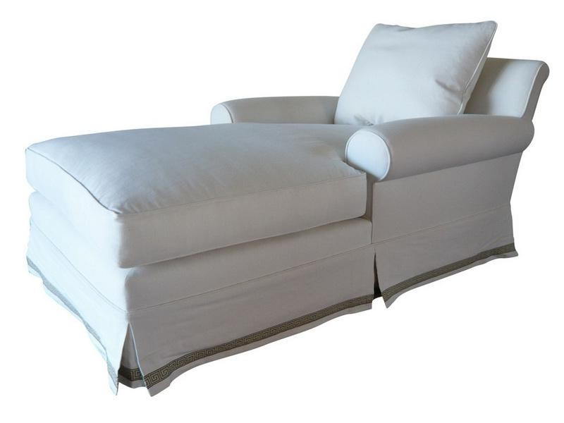 Image of: Relax Double Chaise Lounge