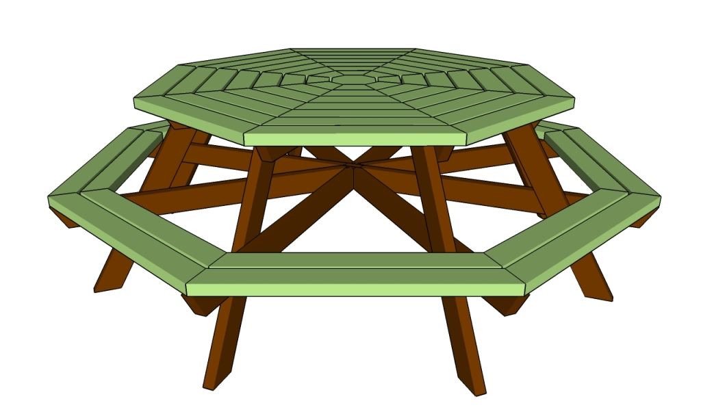 Picture of: Repairing Concrete Picnic Tables Plan