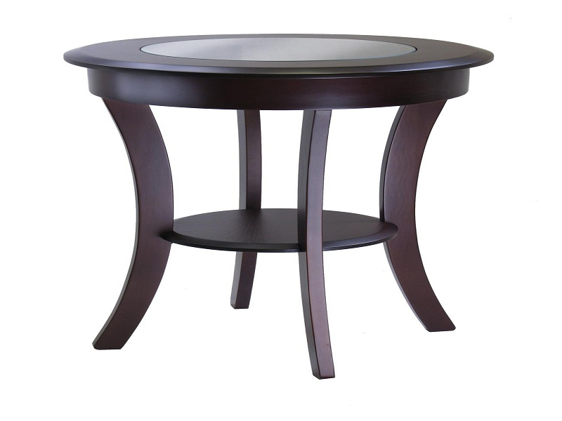 Picture of: Round Accent Table Style