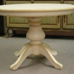 Round Pedestal Dining Table Color
