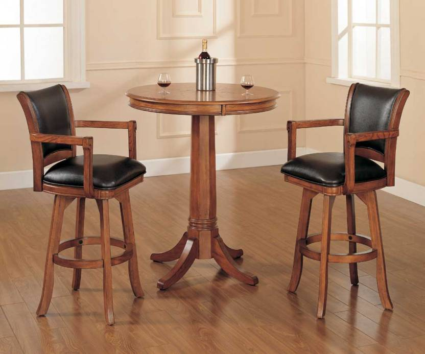 Image of: Round bistro table sets