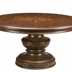 Round End Accent Tables