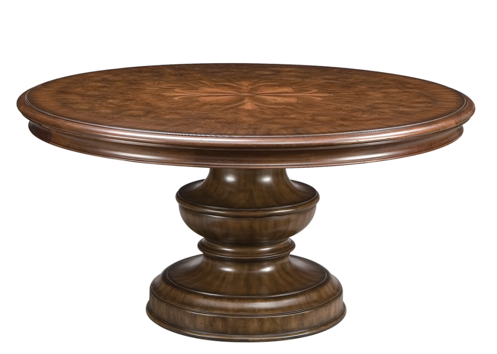 Image of: Round end accent tables