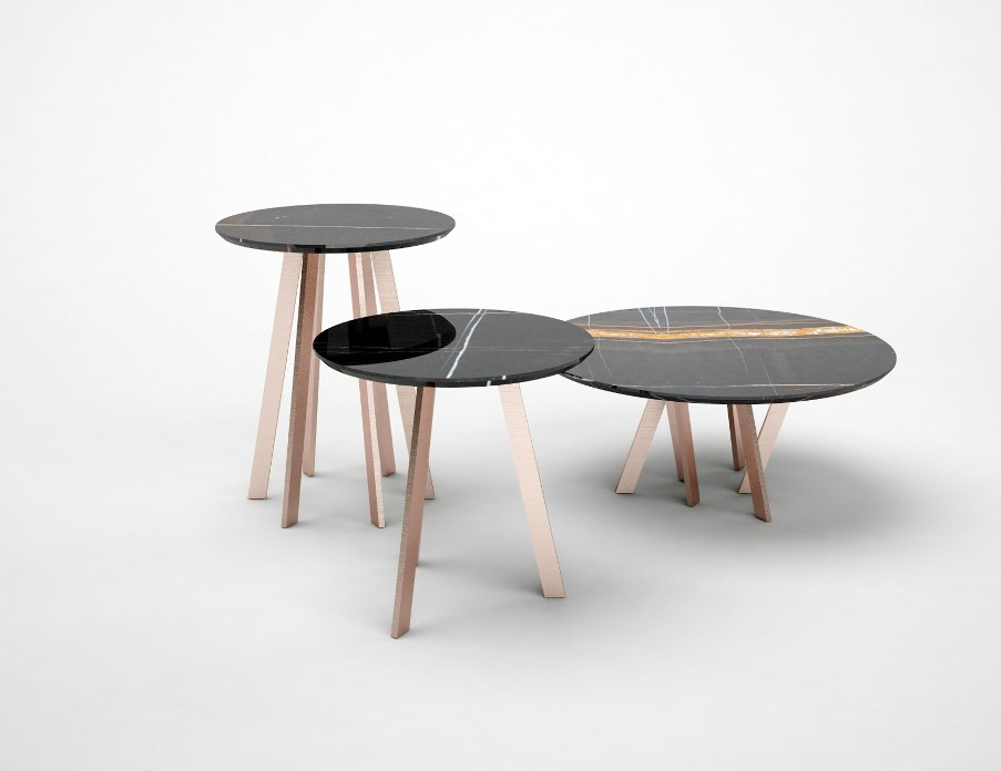 Image of: Round end tables Amazon