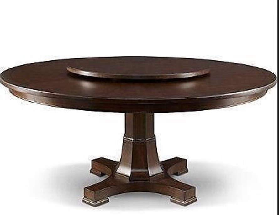 Image of: Round End Table For Living Room