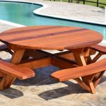 Round Picnic Table Plans Free